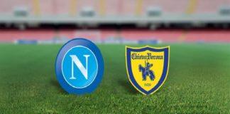 Calcio Napoli-Chievo, dove vedere la sfida in streaming e tv