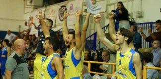 Basket. La Virtus Bava Pozzuoli vince contro la Treofan Battipaglia