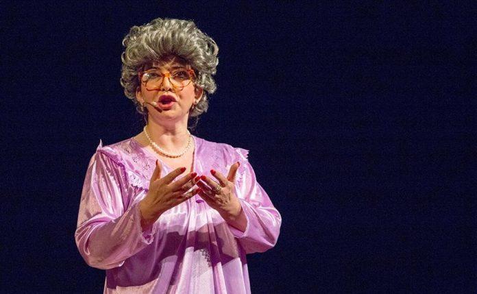 Rosalia Porcaro ritorna sulle scene del Teatro Totò