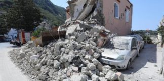 Dl Genova, a Ischia 1100 case danneggiate sotto osservazione