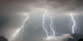 Allerta meteo Campania, da domani criticità gialla su tutta la regione