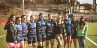 Amatori Napoli Rugby, in campo contro la violenza sulle donne