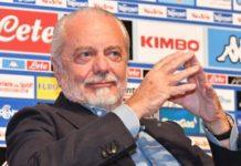 """Calciomercato Napoli, il punto di ADL: """"Che coppia Manolas-Koulibaly"""""""