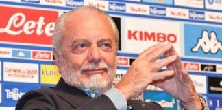"""Calciomercato Napoli, ADL: """"Lozano più giovane di James"""""""