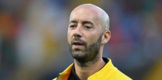 Benevento Calcio, Bucchi si gioca la panchina contro il Perugia