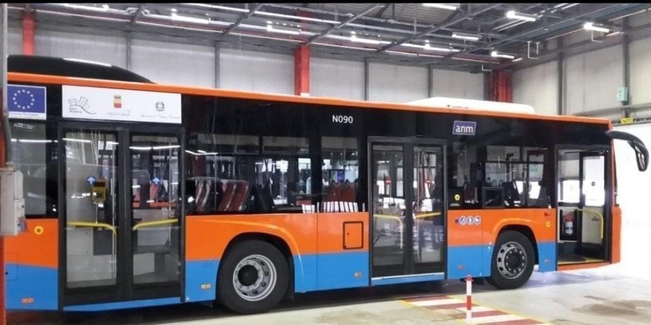 53 nuovi bus per la flotta Anm a Napoli: in arrivo i primi 13 minibus