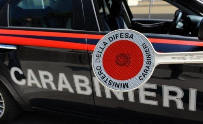 San Felice a Cancello, furto di materiale in uso a ferrovie: 2 arresti