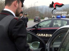 Solofra, bombe artigianali in auto: bloccato 30enne pregiudicato