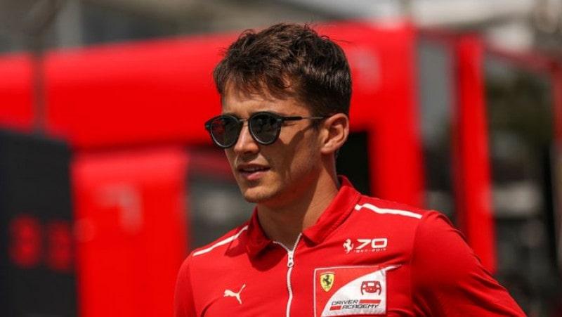 Formula 1, Leclerc più veloce di Vettel nei test di Abu Dhabi!