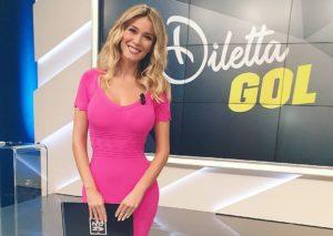 Diletta Leotta, critiche feroci alla sua foto in costume mentre mangia