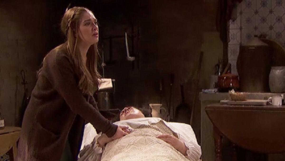 Il Segreto, puntata lunedì 5: Prudencio avvelena Consuelo