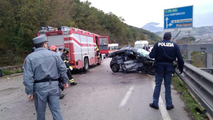 Tangenziale ovest, tragico incidente stradale: morta 37enne incinta