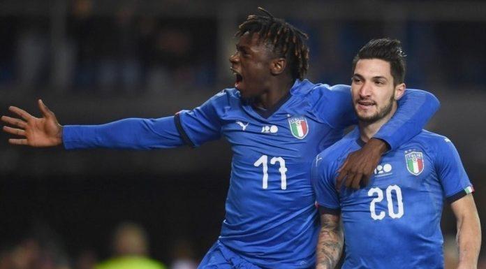 L'Italia batte gli USA in zona Cesarini: decide Politano