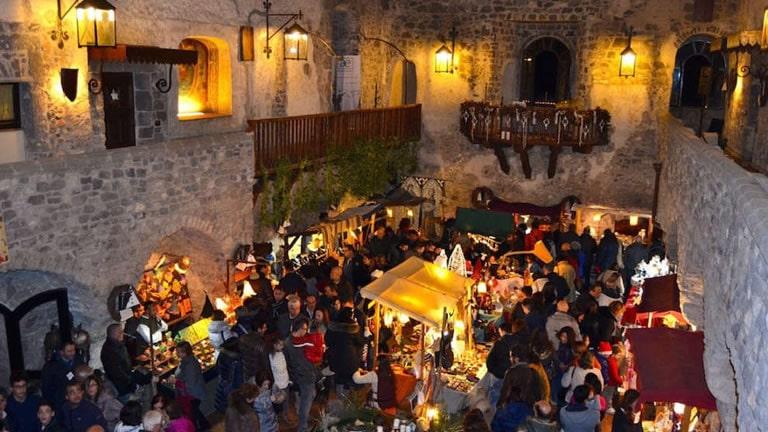 Mercatini di Natale in Campania: i più famosi e le date