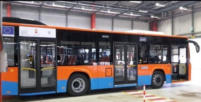 ANM, da oggi entrano in servizio i primi 10 nuovi bus