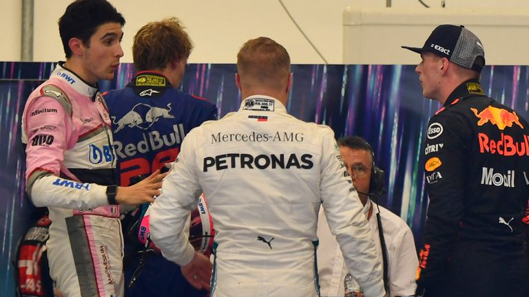 Formula 1, in Brasile vince ancora Hamilton: furia Verstappen