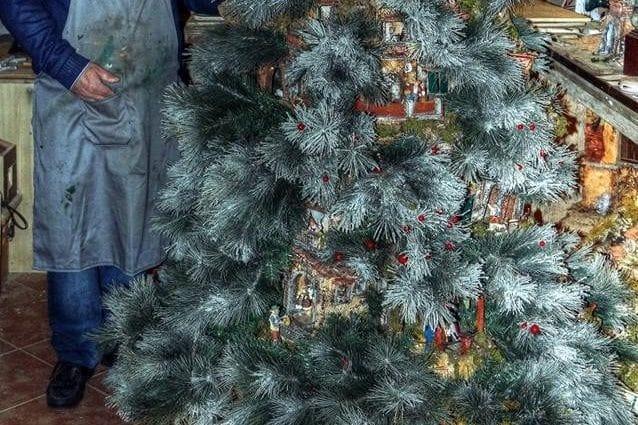 San Gregorio Armeno, sabato 17 novembre parte la fiera natalizia