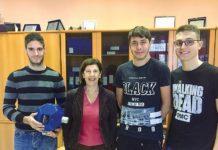 Napoli, Istituto Righi studenti a Boston per il premio del MIT