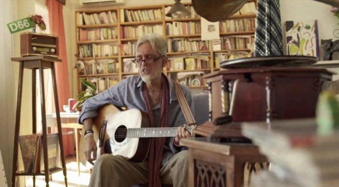 Massimo Ricciuti, la presentazione del suo album alla Mooks