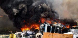 Giugliano, brucia rifiuti in campo rom: una 21enne ai domiciliari