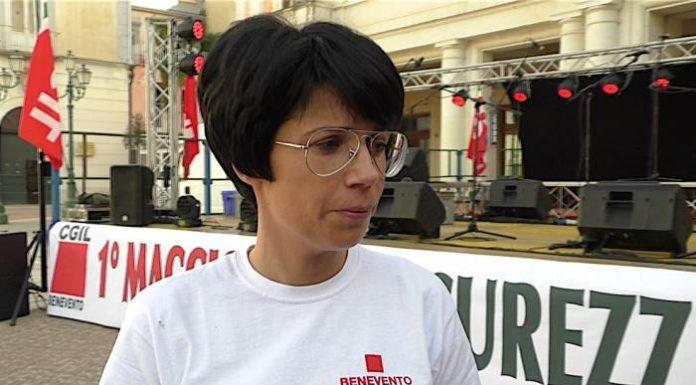 Cgil Benevento, lettera di minacce a segretaria Rosita Galdiero