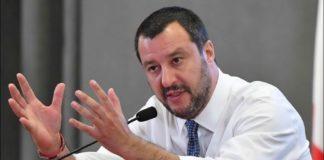 """Diciotti, Salvini: """"No al processo, ma non cambio idea"""""""