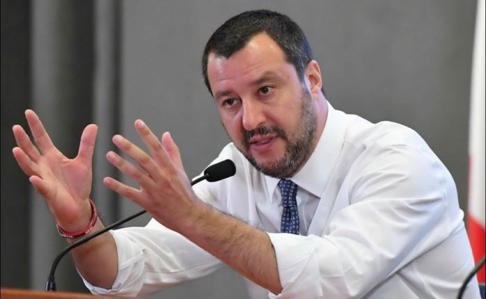 Diciotti, Salvini: