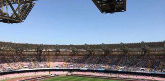 Stadio San Paolo, sopralluogo di ADL: vicina intesa Comune-Calcio Napoli