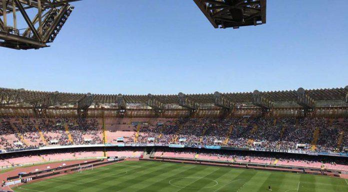 SSC Napoli, modalità di rimborso parziale abbonamenti 2019/2020