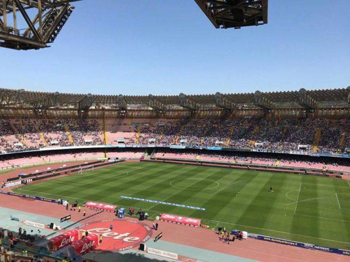 Calcio Napoli, la risposta del club alle polemiche: curve a 30 euro
