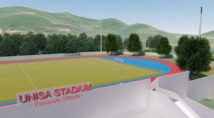 Universiadi 2019, presentato il nuovo UniSa Stadium