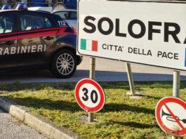 Cronaca di Avellino, Solofra: rapina, sequestro di persona e lesioni