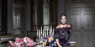 Fashion e Food il calendario di Salvio Parisi con Cristina Donadio