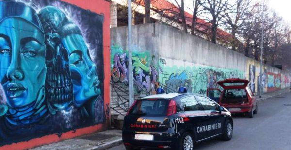 Monteruscello di Pozzuoli: furto al Palazzetto dello sport, arrestati due complici