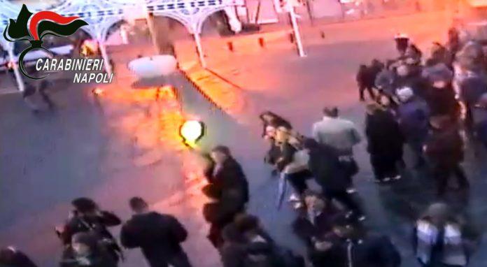 Torre del Greco: spara tra i fedeli davanti alla Basilica per festeggiare Santa Lucia