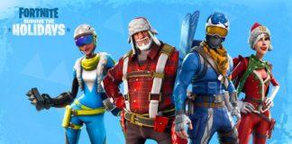 Fortnite, ecco tutte le anticipazioni sulle sfide di Natale