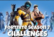 Fortnite, 7° stagione: ecco l'elenco delle prime sfide