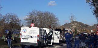 Assalto a furgone portavalori: conflitto a fuoco sull'Avellino-Salerno