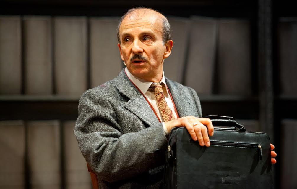 Carlo Buccirosso all'Augusteo con l'articolo 609 bis