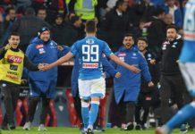 Calcio Napoli, Milik al 91' da la vittoria agli azzurri a Cagliari