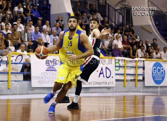 Basket: Virtus Bava Pozzuoli vince contro Alfa Basket Catania