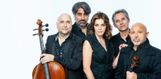 Mozart Box 2018: ilMuseo di PietrarsaospitaClaudia Gerini & Soli String Quartet