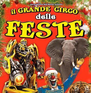 Il Circo delle Feste di Natale, arriva a Napoli. Ecco tutte le novità
