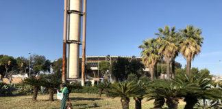 Fuorigrotta: a piazzale Tecchio 60 volontari in campoper la cura del verde