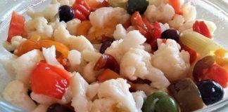 Insalata di rinforzo: un piatto immancabile alla cena di Natale