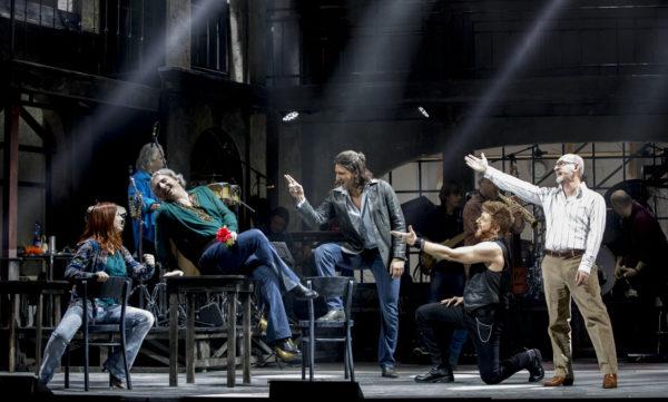 Musicanti, il musical dedicato a Pino Daniele. Ecco le date del tour
