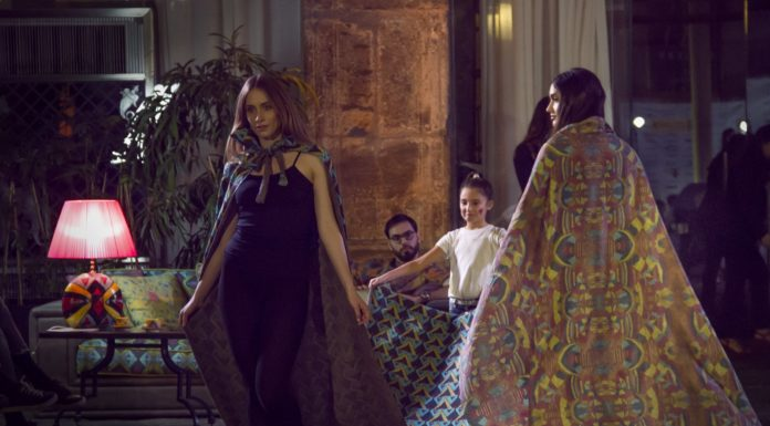 A Palazzo Caracciolo le creazioniTexture Design di Viviana Falace