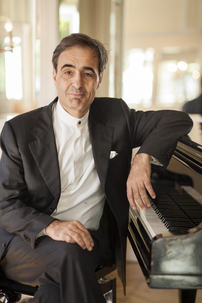 Paul Gulda, figlio del leggendario Friedrich, in concerto per l'Associazione Scarlatti