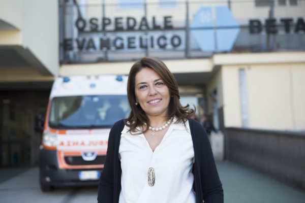 Ponticelli, Cordelia Vitiello è il nuovo presidente dell'Ospedale Betania