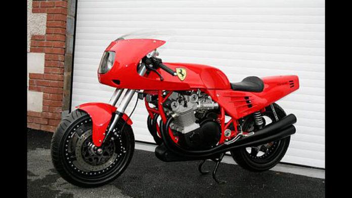 Ferrari 900 cc: l'unica due ruote di casa Ferrari